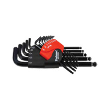 Long Arm Ball Point Hex Key Set