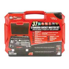 Standard Socket 37 Piece Master Set